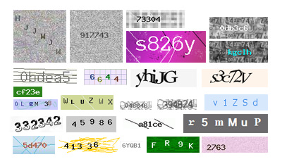 XRumer is trained to 25 new types of graphical captcha